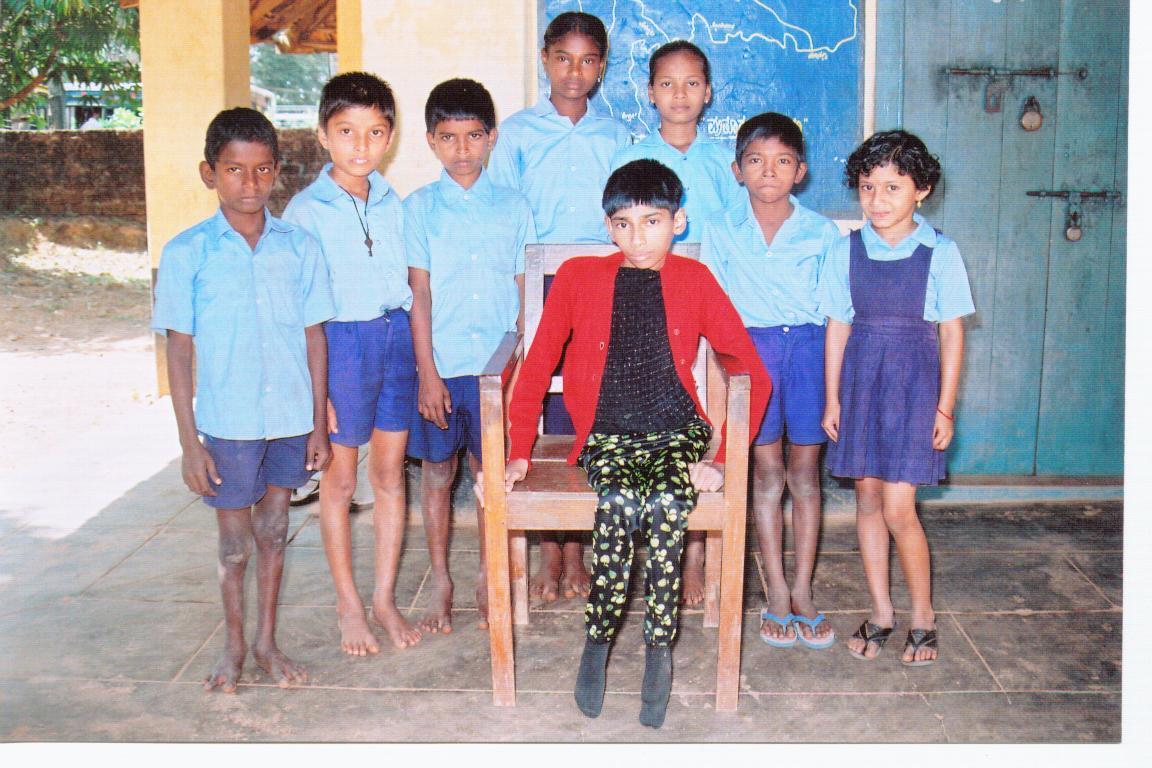 Picture of Chirag 2005 scholarship recepients